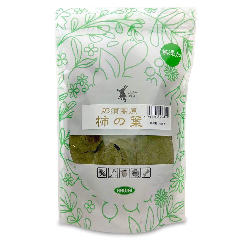 うさぎ用品:補助食品 川井 うさぎの和漢 那須高原柿の葉
