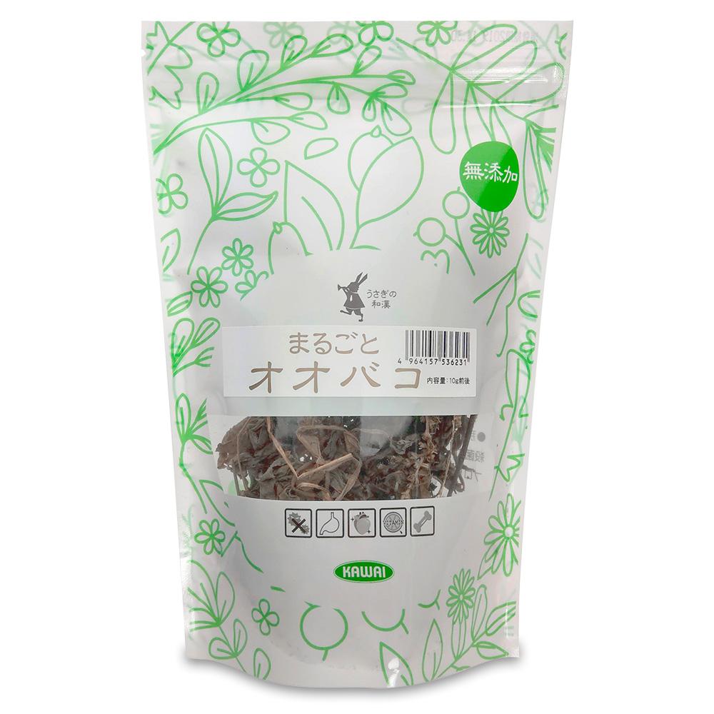 うさぎ用品:補助食品 川井 うさぎの和漢まるごとオオバコ
