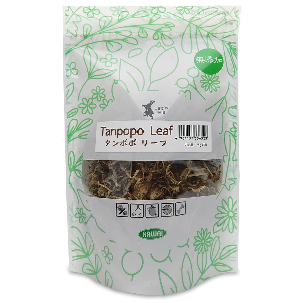 うさぎ用品:補助食品 川井 うさぎの和漢 タンポポリーフ