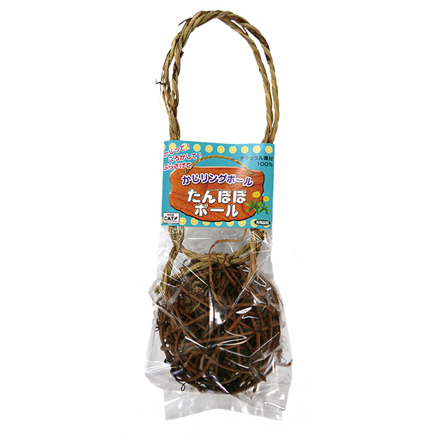 うさぎ用品:おもちゃ・かじり木 川井 うさぎの和漢まるごとオオバコ
